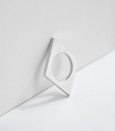 Каблучка «РОМБ» (товщина 2 мм)