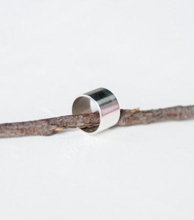 Каблучка «СІМПЛ» глянцева (12 мм)