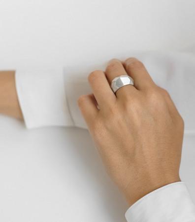 Перстень «ГРАНІ» середній
